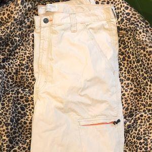 Men's wrangler cargo shorts